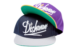 Dishonour Realest Snapback Caps