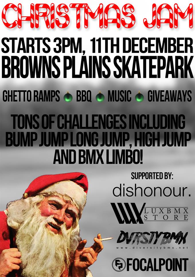 Browns Plains Skatepark X-Mas Jam
