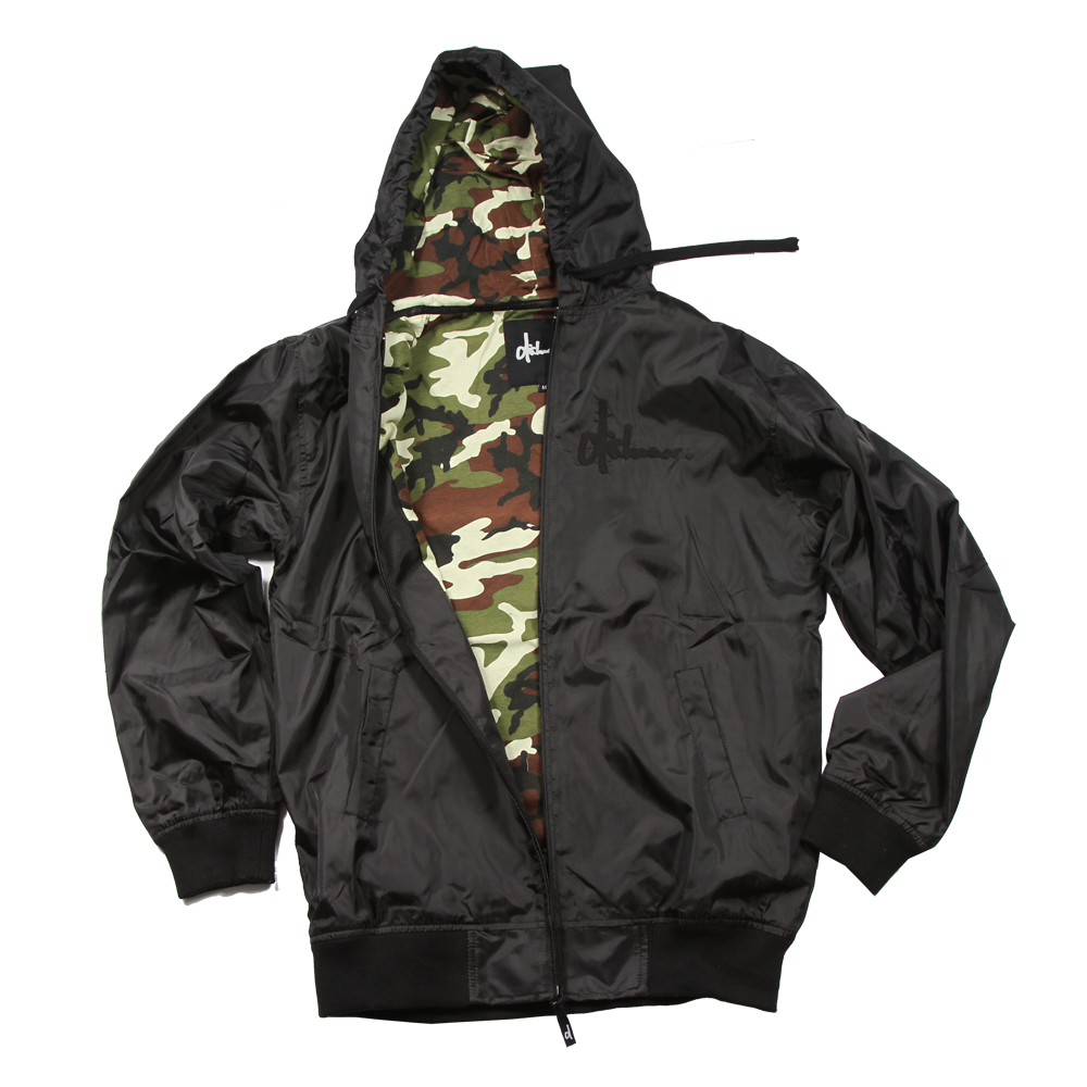 Dishonour Camo Up In Smoke Jacket