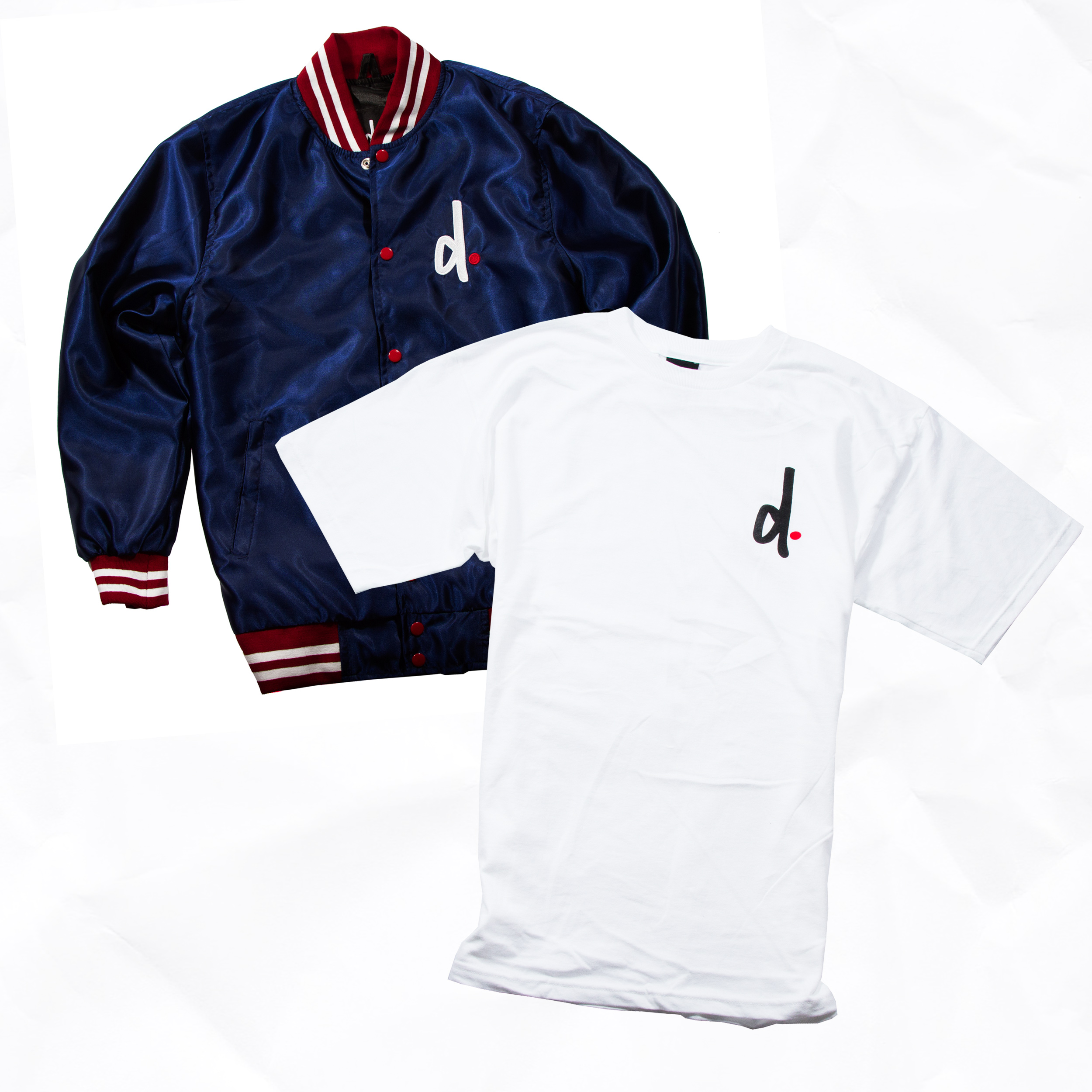 Dishonour Brand - New Dishonour B's Drop Throwback Varsity Jackets and Tees Out NOW! Limited Edition